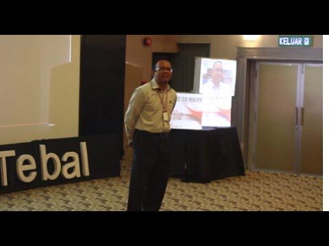 Quantifying Human Tremor for Parkinson's Disease | Zaidi Mohd Ripin | TEDxUSMNibongTebal
