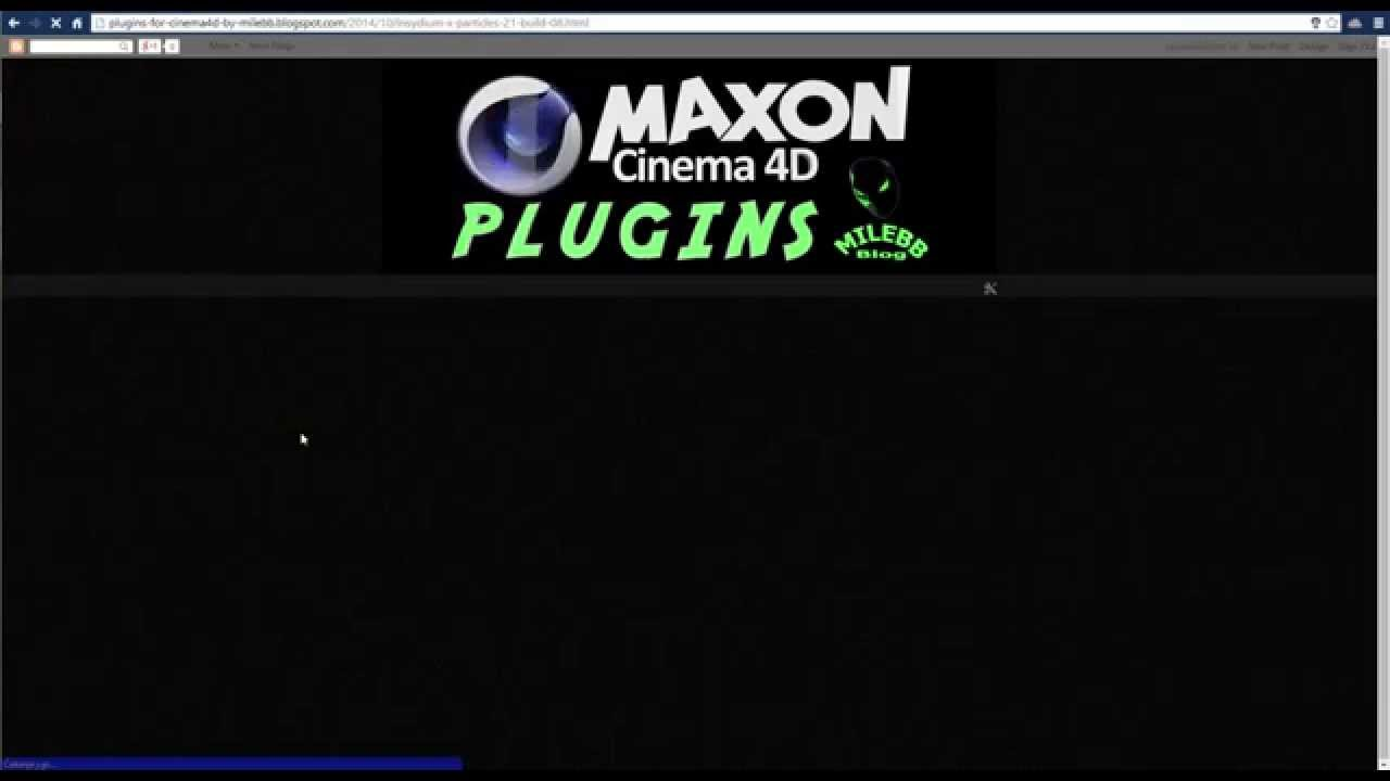 All Cinema 4d plugins