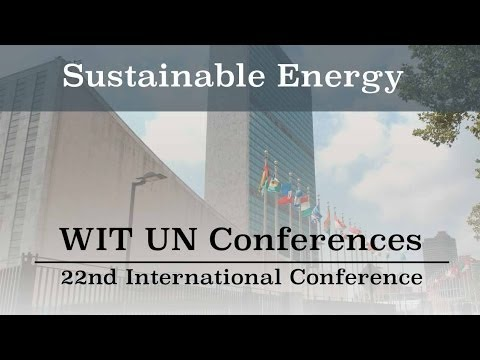Sustainable energy: 22 International Conference on Health and Environment