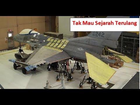TERBONGKAR! Tak Mau Lagi Dikalahkan Belanda TNI Contek Tekhnologi Alutsista Paling Aneh Untuk F16