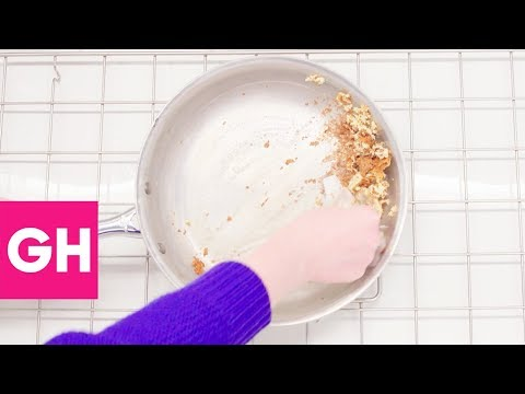 Genius Pot and Pan Cleaning Tricks | GH