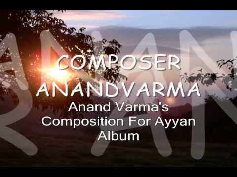 Ayyan Album Song Composed By K Anand Varma 2