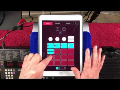 KOALA Sampler by Elf Audio - For iPad & iPhone - Tutorial for the iPad