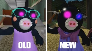 ROBLOX PIGGY OLD MIMI vs NEW MIMI [COMPARISON]