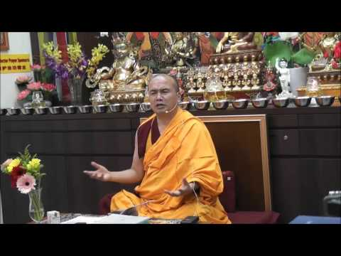 20.06.2016  An Introduction to  Guided Meditation on  Generating the 2 Types of  Bodhicitta