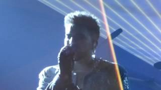 Queen Adam Lambert QAL2017 Tour - WWTLF - Boston 7-25-17