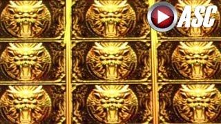 DRAGON-MANIA!! ANCIENT DRAGON (Konami) & MORE DRAGONS BIG WINS! Slot Machine Bonus