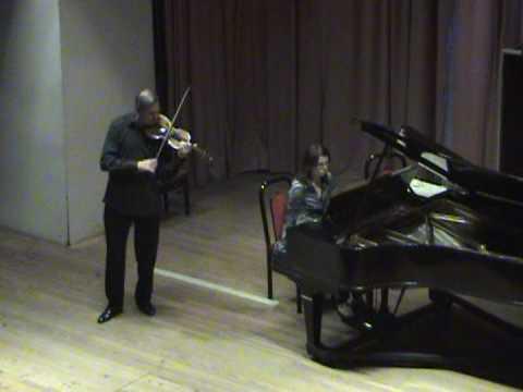 Vuelo del Moscardon (Violin) - Korsakov - Heifetz