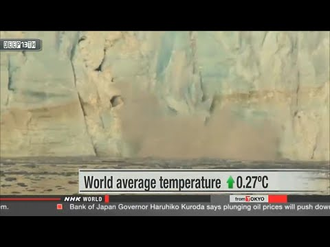 Environment Watch: World + 0.27ºC Average Temperature To Hit An All-time High 12/23/2014