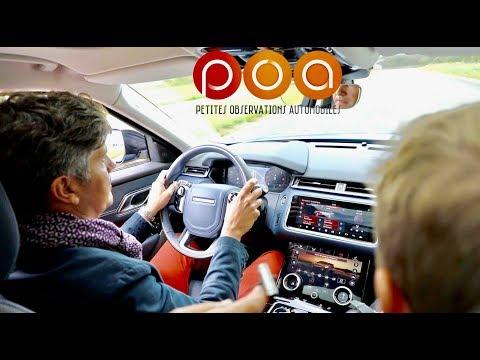 Range Rover Velar : PREMIER CONTACT