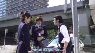 Samurai High School Ep 02 part1 -[engsub] i am sorry but ep02 part ...