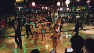 Team VAMOS - Salsa Performance at Party