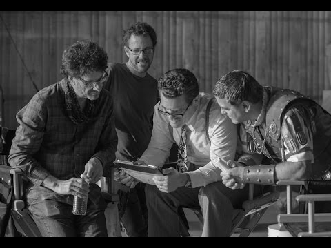 Joel and Ethan Coen interviewed by Simon Mayo