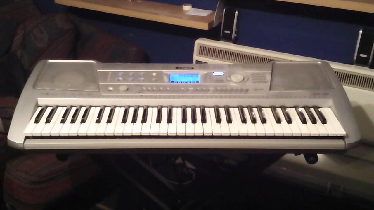 yamaha psr 290 keyboard 100 demonstration songs part 1 5 songs 001 rh youtube com yamaha psr 290 manuel yamaha psr 290 manual pdf