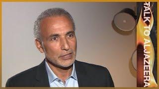 Im innocent Tariq Ramadan on rape allegations  Talk to Al Jazeera