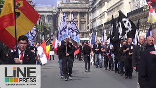 La France nationaliste fête Jeanne d'Arc / Paris - France 10 mai 2015