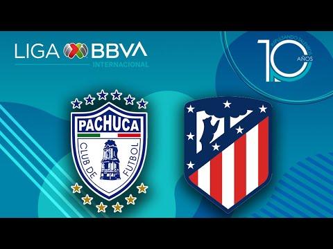 Pachuca vs Atlético de Madrid | Torneo Internacional | Gran Final | Liga BBVA MX