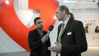G Data Mobile Security - Ralf Benzmüller Interview - CeBIT 2012 - androidnext.de