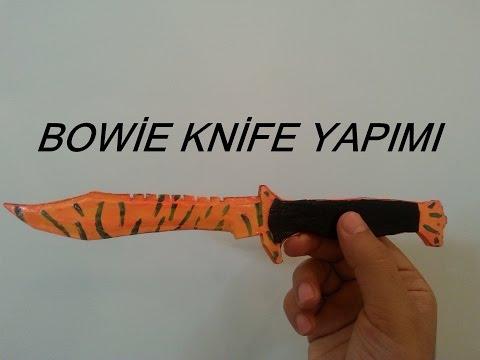 Bowie Knife Yapımı