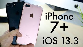 iOS 13.3 OFFICIAL On iPhone 7 Plus! (Review)
