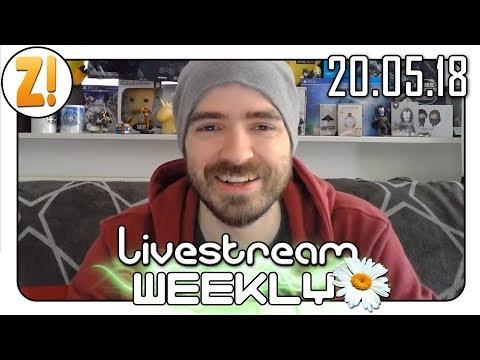 zaaap! Weekly Stream: 20.05.2018 🔴 [DEUTSCH]