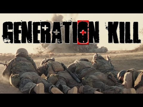 Generation Kill | Trailer | HBO Miniseries