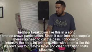 Dj tips: Different ways to transition between songs