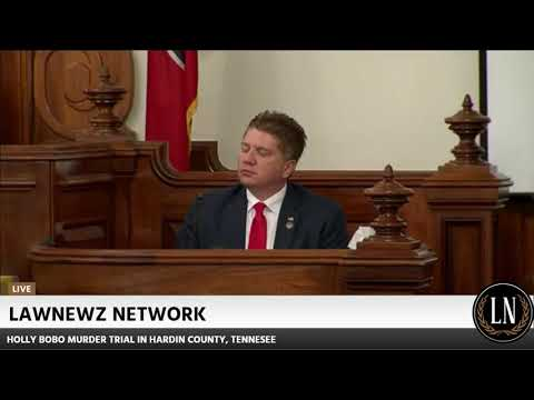 Holly Bobo Murder Trial Day 8 Part 1 Former TBI Agent Terry Dicus Testifies 09/19/17
