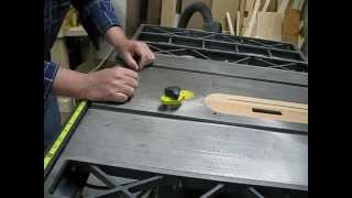 Magnets-feather Boards-router Table