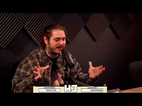 POST MALONE TALKS ABOUT HACKING IN PUBG | H3H3 PODCAST