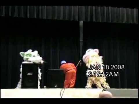 2008 West Jefferson High School Fashion Show