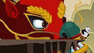 Мультик Кунг-Фу Панда: По Против Дракона  /  Kung Fu Panda: In the dragon