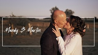 Fuji XT4 | Mandy & Martin | Hochzeitsfilm | Cinematic Wedding Film | Duvendiek