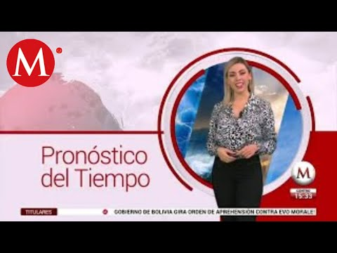 El Clima Para Mañana 19 De Diciembre, Con Jessica De Luna