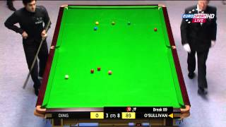 """That's how I finish it!"" Ronnie O'Sullivan's12th 147 - HD"