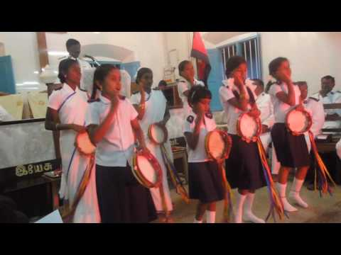Music and Dance in worship - Salvation Army India South Eastern Territory