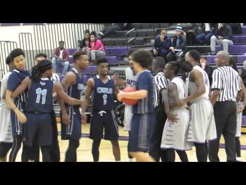 Prince Georges Community College vs #1 Montgomery College-FinestMag.com