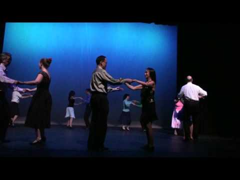 OSLO WALTZ - College of San Mateo Dance Show, Spring 2013