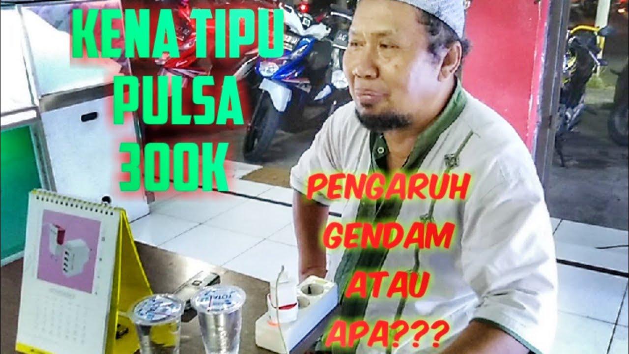 Di Kalimantan Pulsa 100rb Harga 135rb Disini Ane Mulai Ragu2