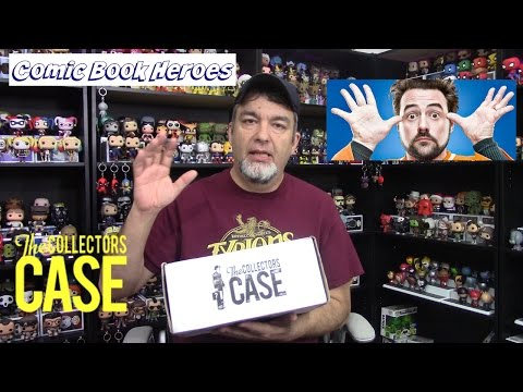 """Subscription Boxes: The Collector's Case """"Comic Book Heroes"""""""