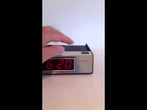ALARM CLOCK VOICE