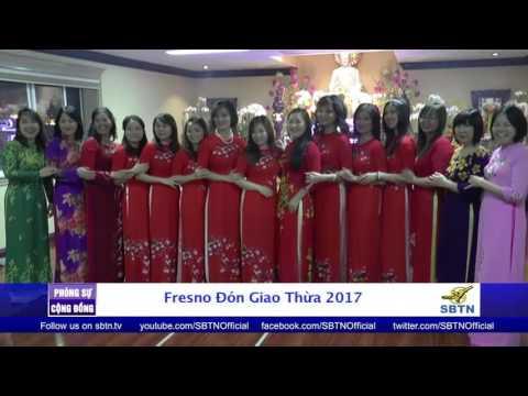 PHÓNG SỰ CỘNG ĐỒNG: Các tôn giáo tại Fresno tổ chức đêm Giao Thừa 2017