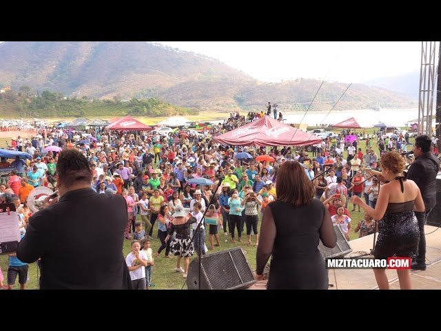 Festival Vive La presa el Bosque Zitácuaro 2017