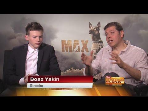 Hollywood Happenings - Boaz Yakin and Josh Wiggins