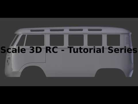 Scale 3D RC  - 13 So You Want A Dash For That Model