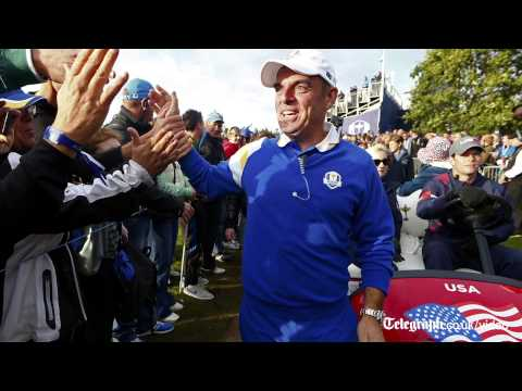 Paul Hayward: The Ryder Cup 'is all Europe'