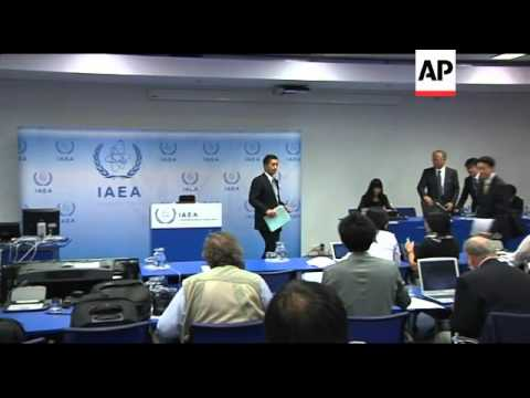 Japanese and Iranian news conferences at nuclear summit