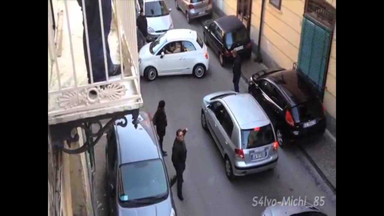 Awful Fiat Driver in Italy Turns Road Rage Into Happiness Video