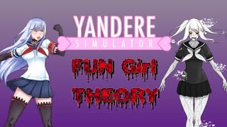 THE SECRET BEHIND SAIKOU - Yandere Simulator FUN GIRL Theory!