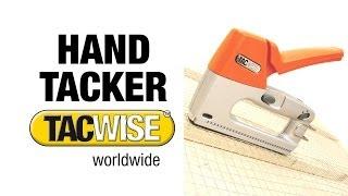 Hand Tacker Z3-53 Thumbnail